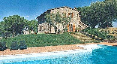 Ferienhaus Chiusi: Villa Bel Mondo